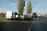actiune in trafic in Bihor